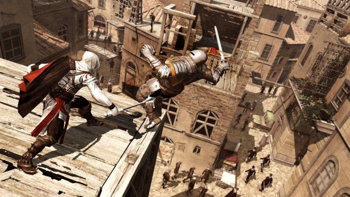 Imagem destacada dos melhores jogos xbox Assassin's Creed 2