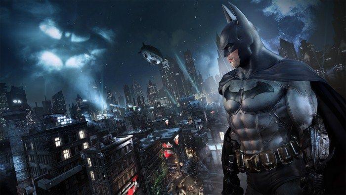 melhores jogos para xbox 360 batman arkham city