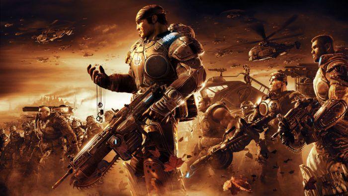 melhores jogos para xbox 360 gears of war