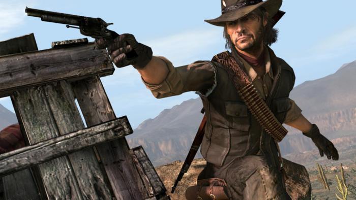 melhores jogos para xbox 360 read dead redemption