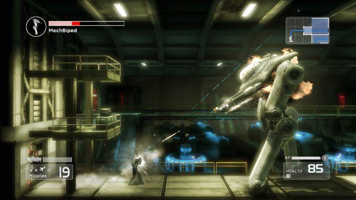 Imagem destacada dos melhores jogos xbox 360 Shadow Complex